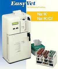 Анализатор содержания электролитов EasyVet