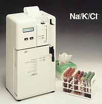 Анализатор содержания электролитов<br /> EasyLyte Na/K/Cl