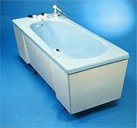 Бальнеологическая ванна, модель 1.4-2
